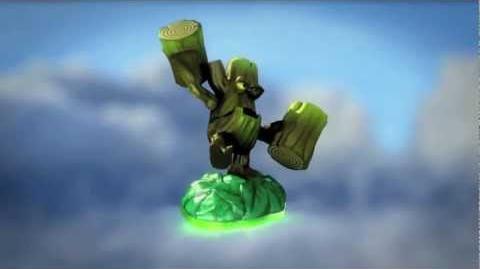 Skylanders Spyro's Adventure GamesCom 2011 Trailer - Stump Smash