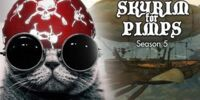 Pirate Steampunk Airship Cat
