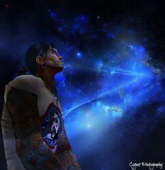 Herman in the sky