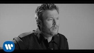 Blake Shelton - Savior's Shadow
