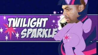 My Little Pony- Slamming is Jamming - Quad City DJ's vs Twilight Sparkle