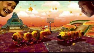 Maple Freethrow (Quad City DJs vs Mario Kart Wii)