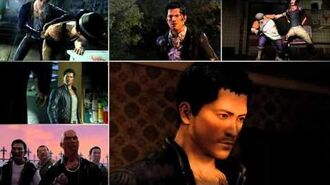 Sleeping Dogs Trailer- Voice Over Talent