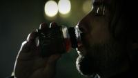 Ichabod drinks poison