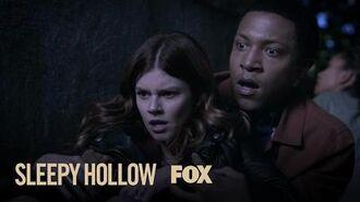 Jenny, Alex, And Jake Are Attacked Season 4 Ep. 6 SLEEPY HOLLOW