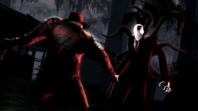 File:Freddy kureger vs slender man by nomnom09-d6drzig.png
