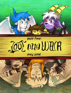 LoveandWar Book2