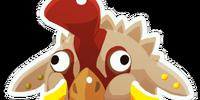 Gold Hen