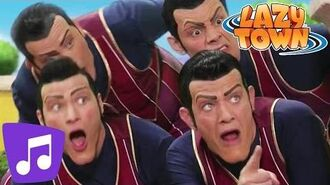 LazyTown We are Number One Music Video-0