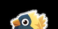Painted Chickadoo