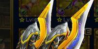 Gemini Swords