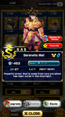 Serenetis Mail