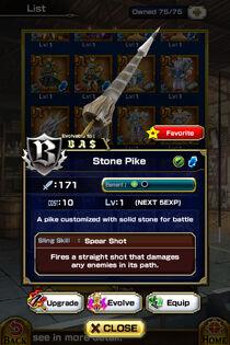 Stone Pike