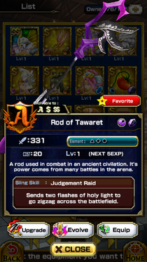 Rod of Tawaret