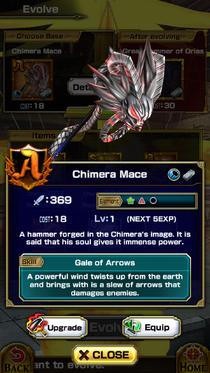 Chimera Mace