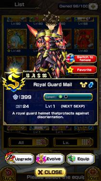Royal Guard Mail1