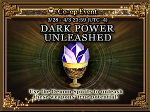 Dark Power Unleashed