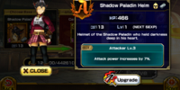 Shadow Paladin Helm
