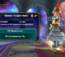 Master Knight Helm