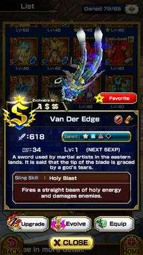Van Der Edge