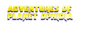 Adventures of planet ophidia-text