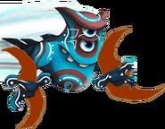 Double eye megamorph transformation 2