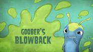 Goober's Blowback