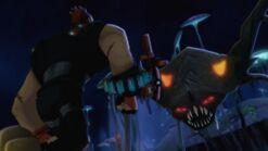 ICbN - 'Gerhold Stalker' Vs 'High Plains Monster'