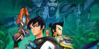 Slugterra: Eastern Caverns/Gallery