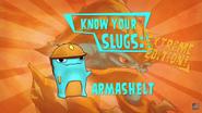 Know Your Slugs - Armashelt (EXTREME Edition)