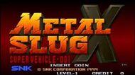 Metal Slug X (Final Attack -X-)