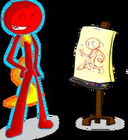 Chakatan's Epic Painting