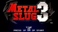 Metal Slug 3 End Title Again