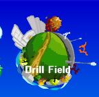 Drill Field Icon