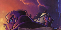 The Adventures of Sly Cooper/Issue 2