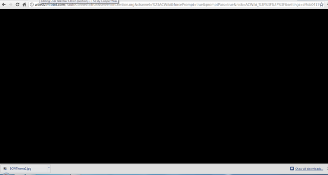 File:Blank IRC Screen.png