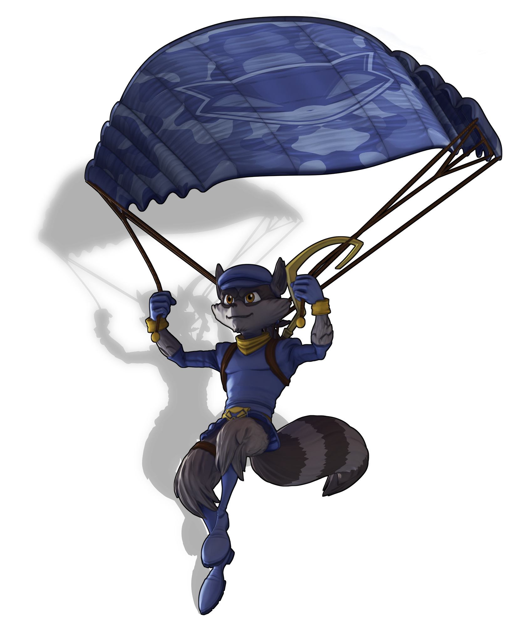 Paraglider Sly Cooper Wiki Fandom Powered By Wikia