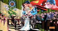 Superman's wedding