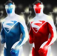 Supermen Red-Blue