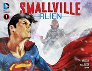 Smallville Alien 3