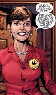 Batman Thomas and Martha Wayne EO Martha Wayne Earth-1 001