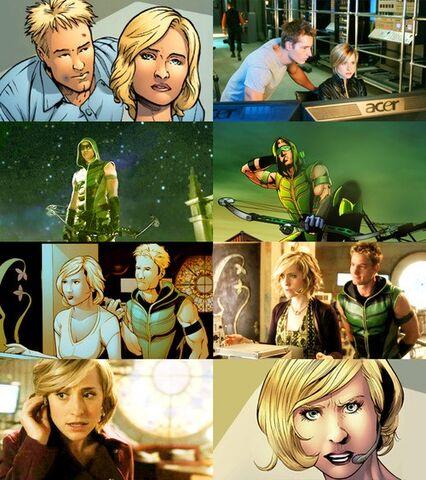 File:Green Arrow SV TV GreenArrow comics FANART 02.jpg