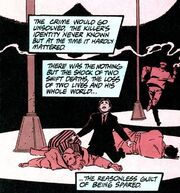 Batman Thomas and Martha Wayne Batman Zero Hour 01