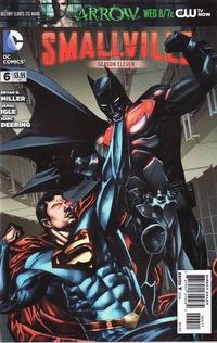 Smallville S11 I06 - Cover A