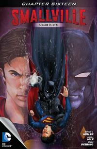 Smallville S11 I06 - Digital Cover