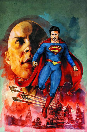 Smallville S11 Alien I01 - Cover AU