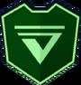 Emblem - Green Triangle