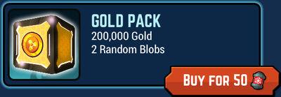 Bundle - Gold Pack