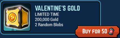 Bundle - Valentine's Gold