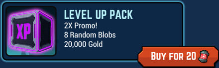 Bundle - Level Up Pack